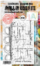 AALL and Create Clear A6 Stamp Set #210